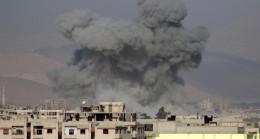 BM: Doğu Guta'da 2 günde en az 100 sivil hayatını kaybetti