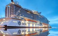 MSC üç yıl aradan sonra Türkiye'ye geri dönüyor
