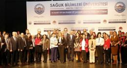 Sağlık Bilimleri Üniversitesi'nden NTV'ye 2 ödül