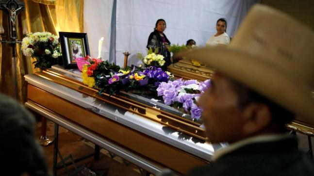 Guatemala'da ölü sayısı 109 (Soruşturma başlatıldı)