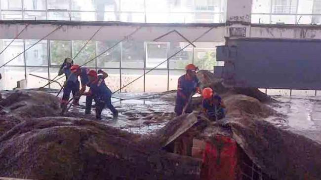 SON DAKİKA: Ankara'da inşaatta göçük