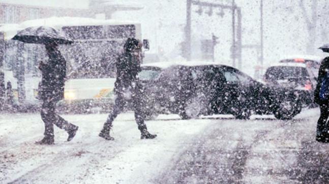 Son Dakika: İstanbul dahil 11 ilde yüz yüze eğitime kar engeli