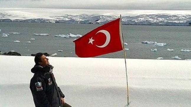 Antarktika'ya kurulacak üssün yeri belirlendi
